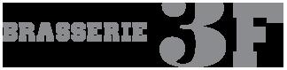 Brasserie 3F Logo