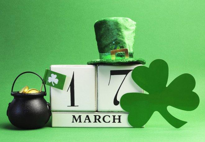 Fêtons la Saint Patrick !