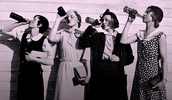 la bière et les femmes