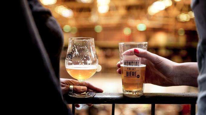Le Mondial de la bière est de retour à Paris
